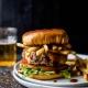 American Lamb & Frites Burger